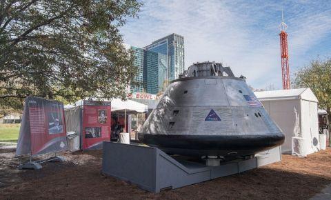 Centrul Spatial Johnson din Houston