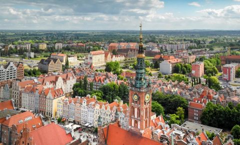 Centrul Vechi al Orasului Gdansk