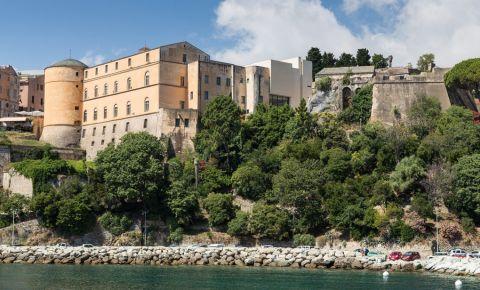 Centrul Vechi din Bastia