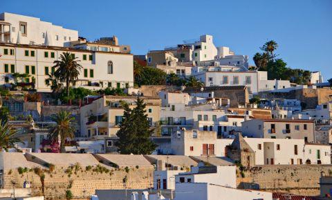Centrul Vechi din Ibiza