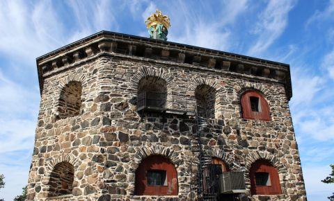 Cetatea Skansen Kronan din Goteborg