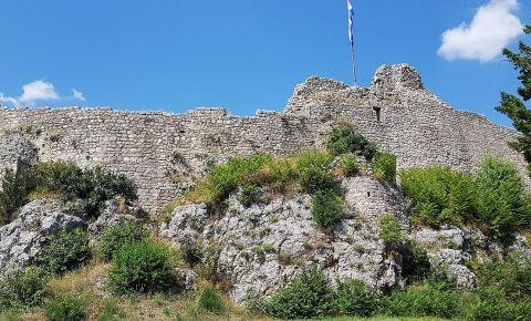 Cetatea Topana din Imotski