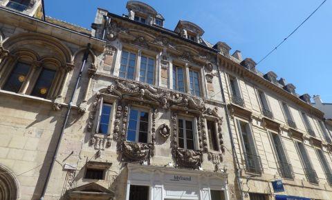 Hotelul Chambellan din Dijon