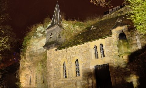 Capela Saint Quirin din Luxemburg