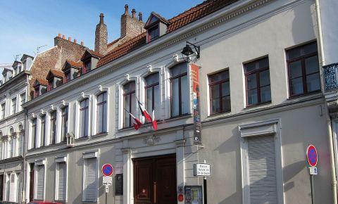 Casa Natala a Generalului Charles de Gaulle din Lille