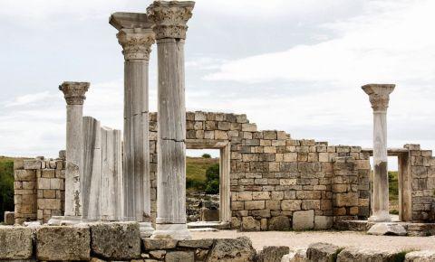 Rezervatia Arheologica Nationala Chersonesos din Sevastopol