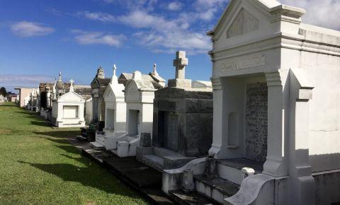 Cimitirul Lafayette din New Orleans