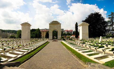 Cimitirul Lychakivske din Liov
