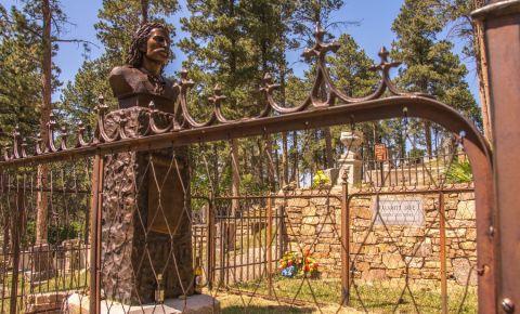 Cimitirul Moriah din Black Hills