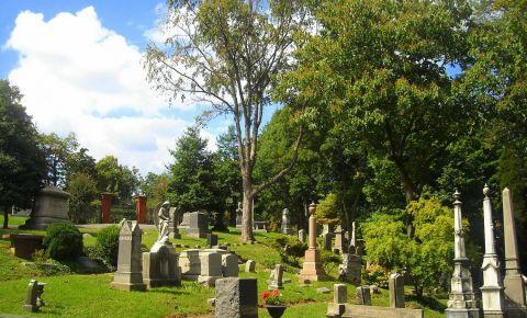 Cimitirul Oak Hill din Washington