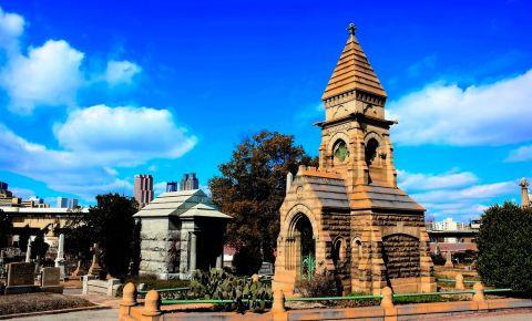 Cimitirul Oakland din Atlanta