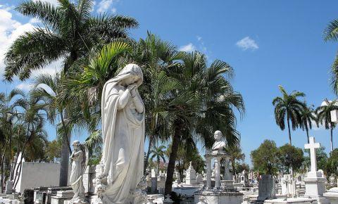Cimitirul Sfanta Ifigenia din Santiago de Cuba