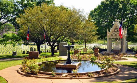 Cimitirul Statului Texas din Austin