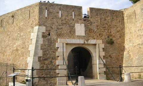 Citadela din Saint Tropez