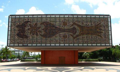 Cladirea Bacardi din Miami