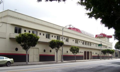 Cladirea Coca-Cola din Los Angeles