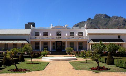 Cladirea De Tuynhuis din Cape Town