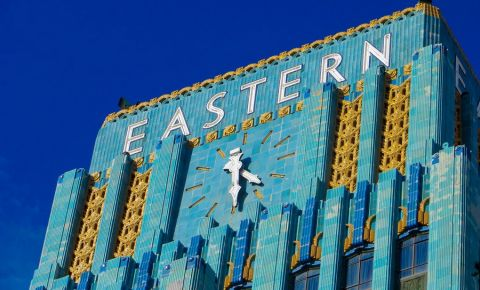 Cladirea Eastern Columbia din Los Angeles
