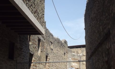 Cladirea Lupanar din Pompei