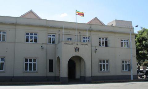 Cladirea Parlamentului din Harare