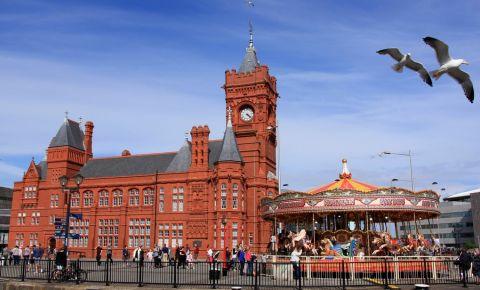 Cladirea Pierhead din Cardiff
