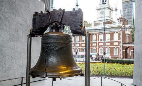 Clopotul Libertatii din Philadelphia