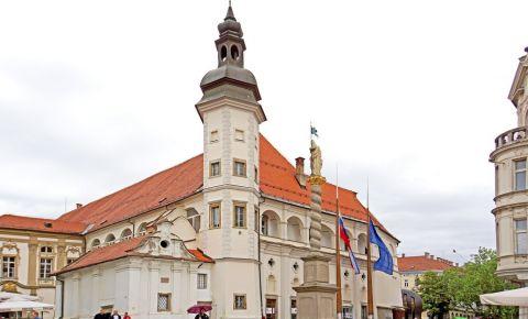 Coloana Sfantului Florian din Maribor