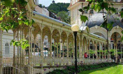 Colonada Parcului din Karlovy Vary