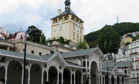 Colonada Pietei din Karlovy Vary