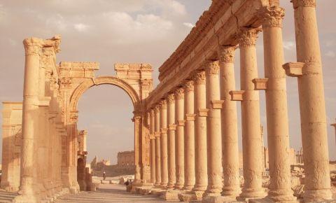 Colonadele din Palmira