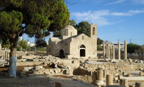 Columna Sf Paul din Paphos