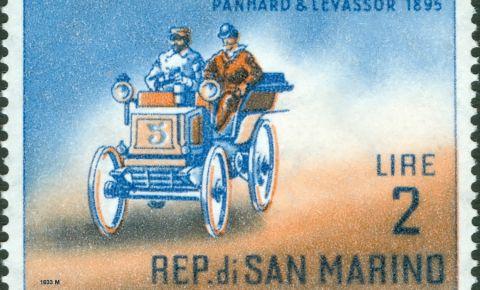 Compania Filatelica si Numismatica din San Marino