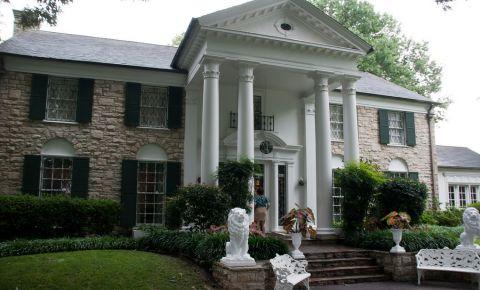 Conacul Graceland din Memphis