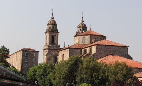 Manastirea Sfantului Francisco din Santiago de Compostela