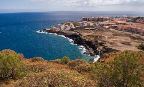 Statiunea Costa Del Silencio din Tenerife