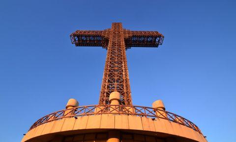 Crucea Mileniului din Skopje