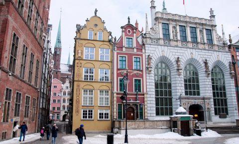 Curtea lui Arthur din Gdansk