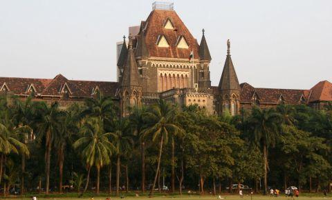 Sediul Inaltei Curti de Justitie din Mumbai
