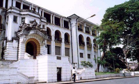 Curtea Suprema de Justitie din Freetown