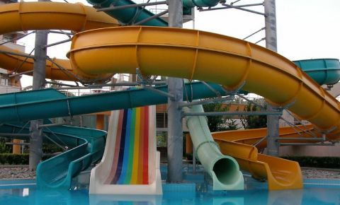 Damlatas Aqua Centre din Alanya