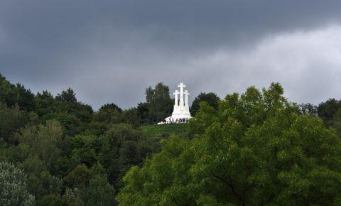 Dealul celor Trei Cruci din Vilnius