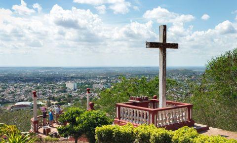 Dealul Crucii din Holguin