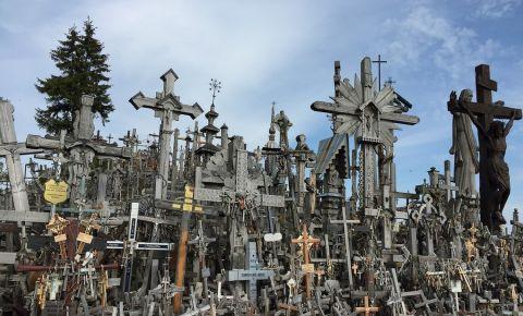 Dealul Crucilor din Siauliai