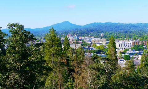 Dealul Skinner Butte din Eugene