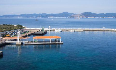 Debarcaderul Dejima din Nagasaki
