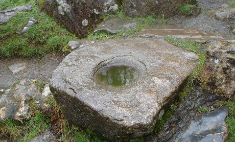 Piatra Cerbului din Glendalough