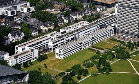 Postul de Radio Deutsche Welle din Bonn