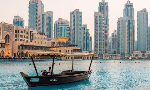 Zona Dhow Wharfage din Dubai