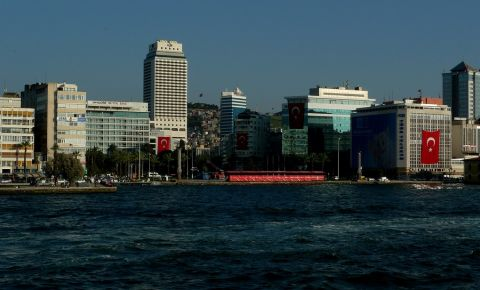 Districtul Alsancak din Izmir