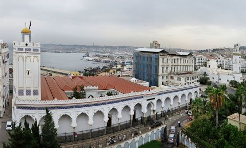 Moscheea Djemaa el-Kebir din Alger